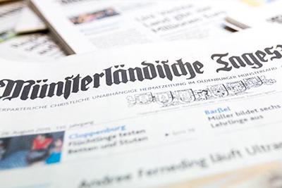 Crossmediales Publishing bei der Münsterländischen Tageszeitung – mit dem Redaktionssystem von JJK