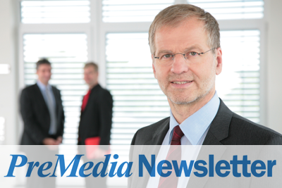 Mark Jopp im aktuellen PreMedia Newsletter-Medieninterview: Integrierte Workflows zur Prozessoptimierung