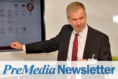 Interview mit Mark Jopp im aktuellen PreMedia-Newsletter: Lean Management für Zeitungsverlage