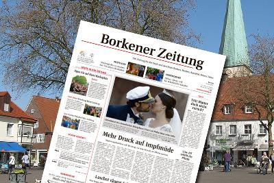 Go-Live mit JJK: Die Borkener Zeitung organisiert sich seit dem 1. Februar neu!