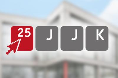 Seit einem Vierteljahrhundert Start-Up: JJK feiert 25-jähriges Firmenjubiläum