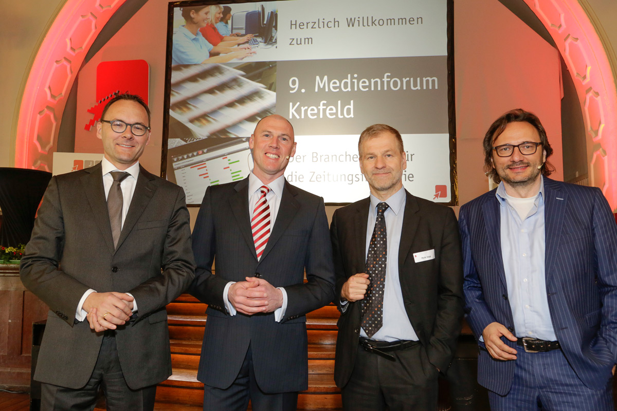Medienforum 2014