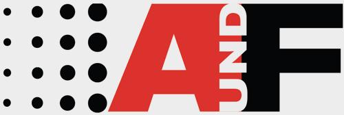 A und F
