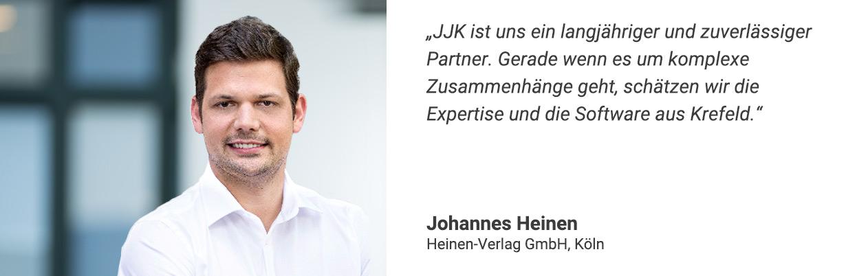 Johannes Heinen